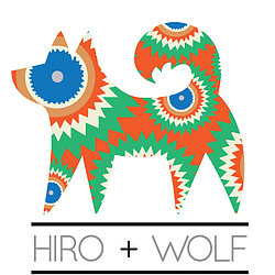 Hiro and Wolf Logo