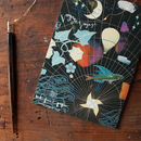 a journal to inspire dreams of travel and planning the good things in life