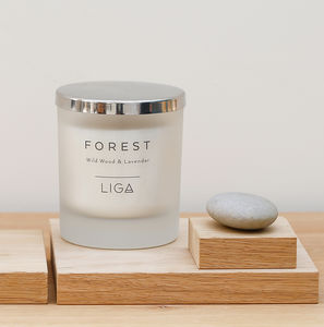 Forest Candle | Wild Wood And Lavender - candles & home fragrance