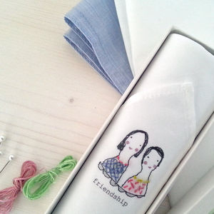 Friendship Ladies Handkerchief