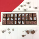 Happy Galentine Day Box Of Personalised Chocolates