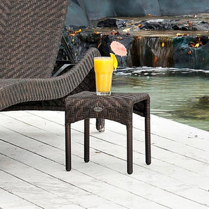 Ocean Fiji Small Side Table - garden furniture