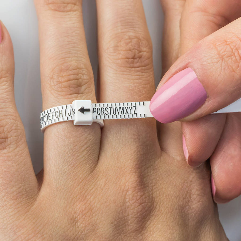 217a3cdedd1f7 Skinny Stacking Rings Set Of Five