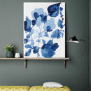 Calm Bloom, Canvas Art