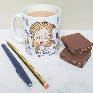 The Personalised Teacher Mug - shop by occasion