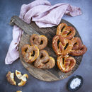 Sweet Or Savoury Pretzel Baking Kit