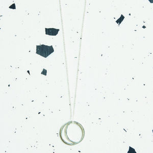 Crescent Lune Pendant Necklace - new in jewellery
