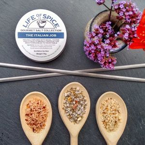 Mini Sea Salt Gift Collection - sauces & seasonings