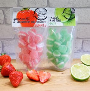 Boozy Gourmet Gummies Two Pack - new in food & drink