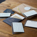 Post Stationery Subscription Service