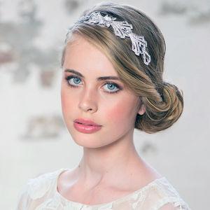 Rosie Deco Crystal Hairband