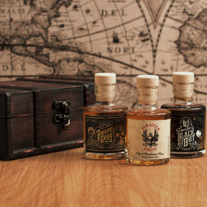Miniatures Gift Set By Pirate's Grog - personalised
