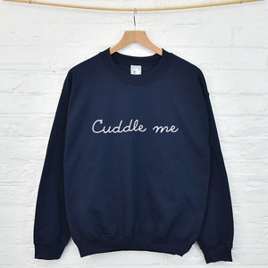 Cuddle Me Sweatshirt Jumper