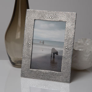 Shagreen Photo Frame