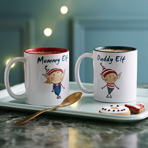 Personalised 'The Magic Is Real' Mug - gifts for him