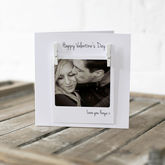 Personalised Photo Love Card - cards