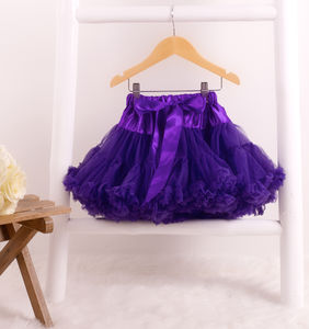 Amethyst Pettiskirt Tutu - clothing