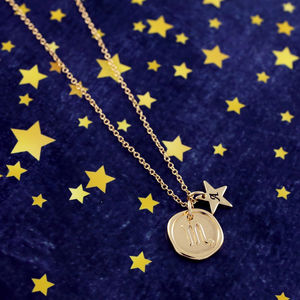 Horoscope Symbol Necklace - for her