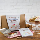 Edible Flower Baking And Growing Kit