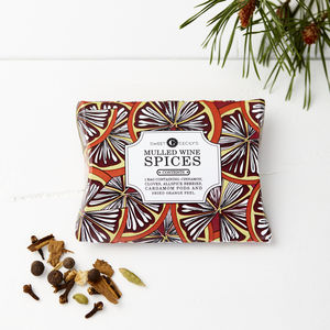 Mulled Wine Spices Kit - gifts for her