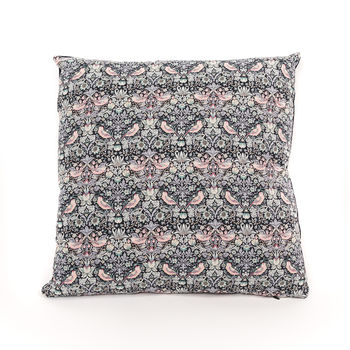 Liberty Print Cushion The Strawberry Thief