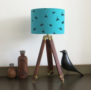 Bumble Bee Lampshade Nine Colour Options - lighting