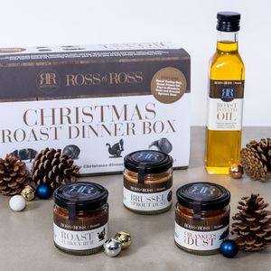 Christmas Roast Dinner Gift Box - food hampers