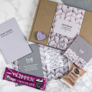 Personalised Hug In A Box Gift