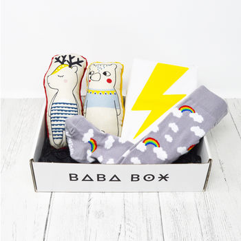 Winter Warmers Baby Gift Box