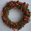 Luxury Winter Berry Wreath