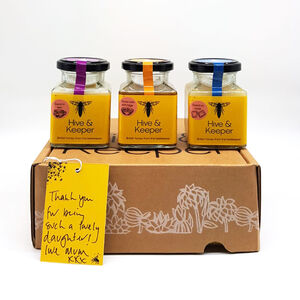 The Big Breakfast Honey Gift Set