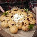 Cranberry And Rosemary Bread Wreath Baking Kit