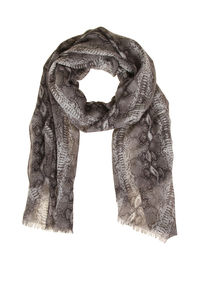 Python Enchanted Cashmere Signature - scarves