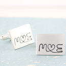 Wedding Groom Cufflinks