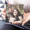 Engagement Ceramic Photograph Print
