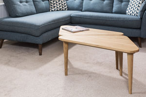 Breathe Oak Coffee Table - coffee tables