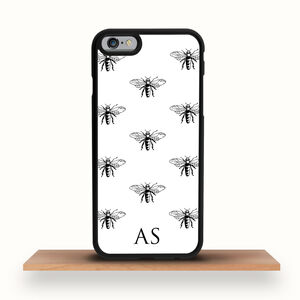Bee iPhone Case Personalised