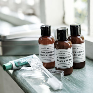 Weekender Wash Kit - frequent travellers