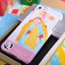 Kid's Personalised Drawing Design For Phone Case