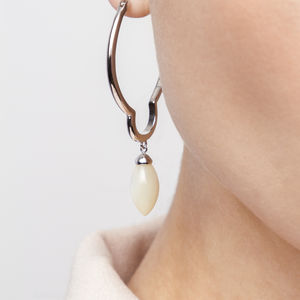 Artmesia's Hoops - earrings