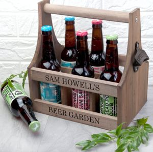 Personalised Wooden Trug - kitchen