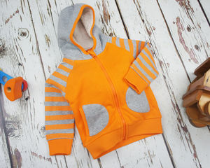 Orange Hoodie - soft toys & dolls