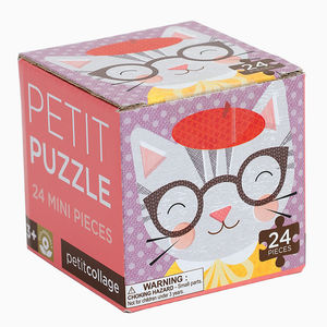 Cat Mini Jigsaw Puzzle - puzzles