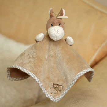 Pony Baby Soother/Finger Puppet