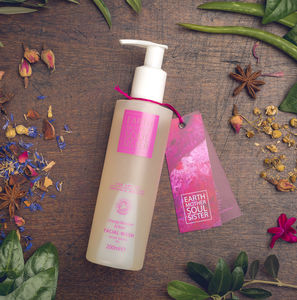 Orange Blossom And Rose Facial Wash