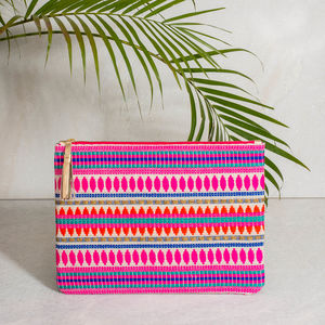 Rainbow Clutch - gifts for friends