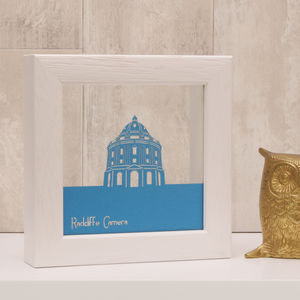 Radcliffe Camera Mini Papercut