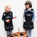 Halloween Cat Dress Costume