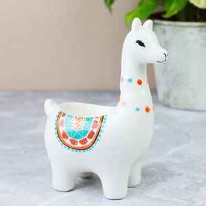 Candy Pop Llama Egg Cup - winter sale