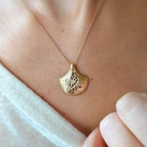 Personalised Birth Flower Necklace - our top new picks